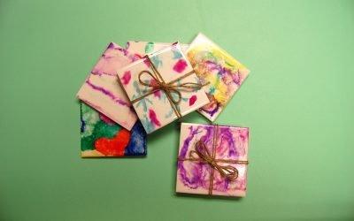 """Market Art: """"Tile"""" Be Home for Christmas"""