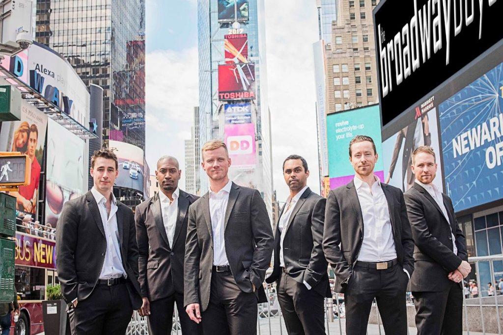 The Broadway Boys