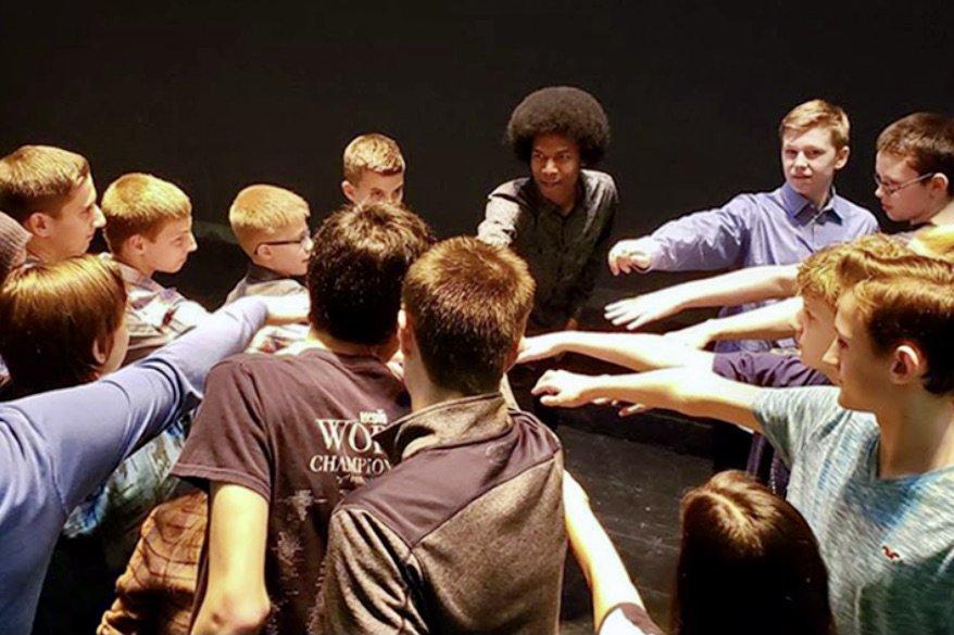 FREE Student Workshop by Collision of Rhythm